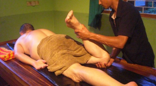 Intensive Body Massage